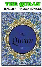 The Quran - English Translation only - Qur'an Koran Book Final Message From God