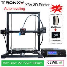 TRONXY X3A Auto leveling Upgradest Quality High Precision Acrylic 3D Printer DIY