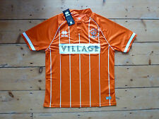 Blackpool FC Football Shirt size (Large) (HOME) Soccer Jersey BNWT S/S 2015/16