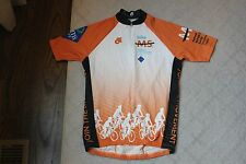 Champ Sys Com Jersey Cycling Clothing Shirt Small The Mother Road Ride Oklahoma