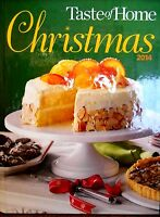 Taste of Home Christmas 2014 Cookbook Delicious Recipes New Hardcover
