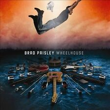 Wheelhouse by Brad Paisley (CD, 2013, Arista BRAND NEW SEALED