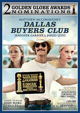 Dallas Buyers Club (DVD) McConaughey // Garner // Leto // combine shipping
