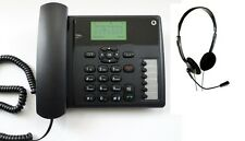 NEO 3100 F615 GSM 3G WIRELESS DESK OFFICE HOME MOBILE CALL CENTRE PHONE SIM CARD