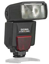 Sigma Ef-530 DG Super Flashgun For Sony Digital SLR Camera, London