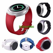 5 Pcs Silicone Wrist Smart Watch Band Strap For Samsung Gear S2 SM-R720 Version
