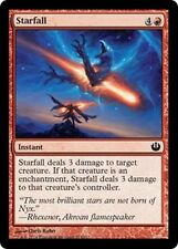 Starfall    EX/NM  x4  Journey into Nyx    MTG Magic  Red  Common