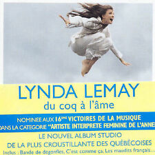 Lynda Lemay : Du Coq a Lame [Us Import] CD (2000)