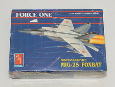AMT ERTL Force Once 1/144 MIG-25 FOXBAT SEALED R9063