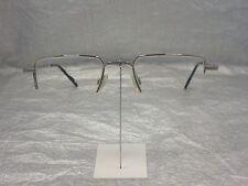 Original Eschenbach Brille Brillenfassung 3531 Farbe 00 silber