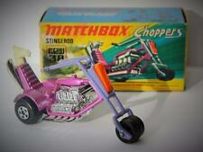 VINTAGE MATCHBOX LESNEY SUPERFAST CHOPPERS No.38 STINGEROO MINT IN 'I' BOX 1973