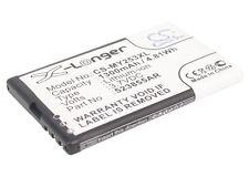 Nouvelle batterie pour Sagem ALIUM 253491226 P / N 523855AR Li-Ion uk stock