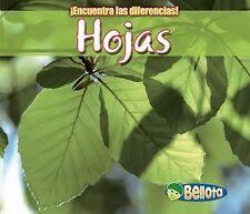 ¡Encuentra Las Diferencias! Plantas Ser.: Hojas by Charlotte Guillain (2008,...