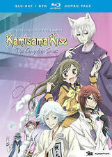 Kamisama Kiss: Series Collection (Blu-ray/DVD, 2014, 5-Disc Set)