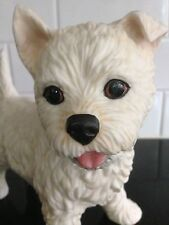 "Lenox West Highland White Terrier ""Westie"" Figurine"