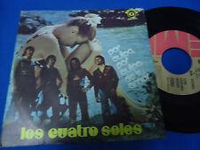 LOS CUATRO SOLES - POR CULPA DE TU AMOR - PORTUGAL 45 SINGLE