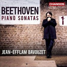 Beethoven: Piano Sonatas, Vol. 1 (CD, Apr-2012, 3 Discs, Chandos)