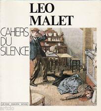 Léo Malet - Cahiers du silence