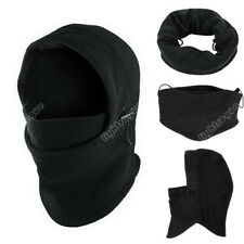 Fashion Neck Balaclava Winter Face Hat Fleece Hood Ski Mask Warm Helmet Cap 38