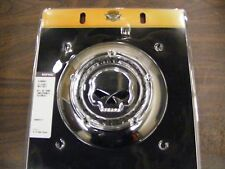 HARLEY-DAVIDSON PART#61400021 DIAMOND ICE/SKULL AC TRIM