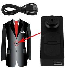 Mini S918 Button Pinhole Spy Camera Hidden DVR Hidden Video Recorder Y5RG