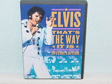 "*DVD-ELVIS PRESLEY""THAT'S THE WAY IT IS (Special Edition)""-2001 Warner NEU/OVP*"
