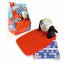 FAMILY BINGO & LOTTERY GAME 90 NUMBER BALLS & 24 CARDS CHRISTMAS STOCKING FILLER