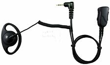 Pryme SPM-1263 Defender Medium Duty 2-Wire D-Ring Headset Earpiece