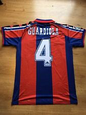 Camiseta Futbol Retro Guardiola 1996-97 FB Barcelona