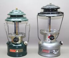(2) Coleman Lanterns : (1) 1999 Dual Fuel & (1) 1984 CL2 Adjustable Lantern Camp