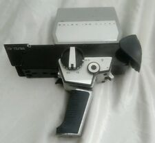 Vintage Bolex Paillard 150 Super 8mm Film Movie Camera Working Swiss Made