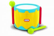 Little Tikes Tap-A-Tune Drum, Child Toddler Baby Music Instrument Toy, New
