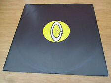 "League Of Sinners ‎– Primary Emotions Vinyl 12"" 33RPM UK 1995 Techno CIRCLE T005"
