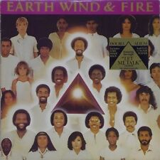 EARTH WIND & FIRE 'FACES' UK DOUBLE LP