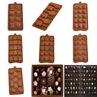 New Silicone Baking Mould Mold Chocolate Cake Cookie Muffin Candy Cube Tools