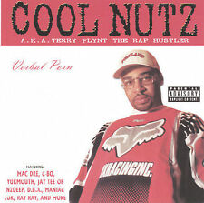 Verbal Porn Cool Nutz MUSIC CD