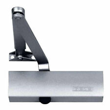 Geze Overhead Door Closer (ts1500 Plata) 102012