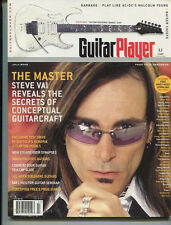 Guitar Player July 2005 Steve Val Jimi Hendrix Eric Clapton  Joe Meeks    MBX46