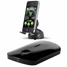Cobra Electronics iRAD 500 iRadar Detection System with iPhone Mount