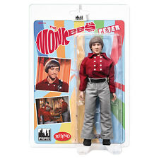 The Monkees 8 Inch Mego Style Action Figures: Red Band Outfit Peter Tork