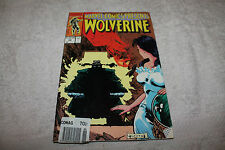 Marvel Comics Presents Vol 1 #88 Wolverine Beast Solo Volcana Great Condition
