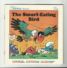 STARLAND The Smurf-Eating Bird {1983} BOOK AND RECORD 45