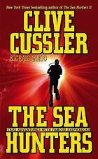 The Sea Hunters: True Adventures with Famous Shipwrecks Cussler, Clive Mass Mar