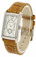 Hamilton American Classic Ardmore Brown Leather Men's Watch H11411553 New