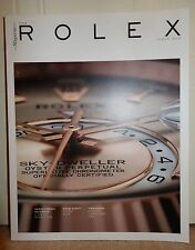 The Rolex Magazine Issue 3 Sky Dweller New RARE 2014 - Colour 114 Pages ENGLISH