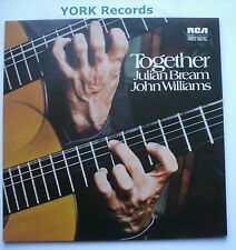 JULIAN BREAM & JOHN WILLIAMS - Together - Excellent Con LP RCA Red Seal SB 6862