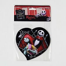 Disney - Nightmare Before Christmas - Jack and Sally in Heart Car Magnet 22596