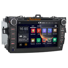 Quad Core Android 5.1 Car Autoradio DVD GPS Player For Toyota Corolla 2007-2013