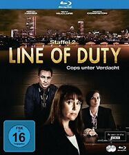 LINE OF DUTY (SEASON 2) (BLU-RAY) 2 BLU-RAY NEU