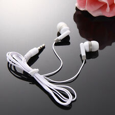 Universal 3.5mm In Ear Earbud Earphone Headphone Headest for Mobile Phone MP4 PC